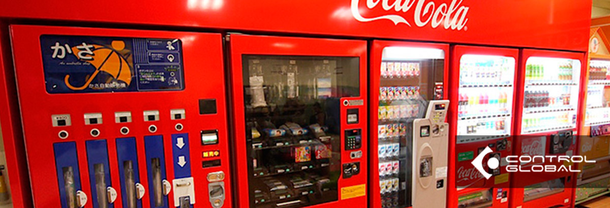 Coca Cola y el marketing en el vending
